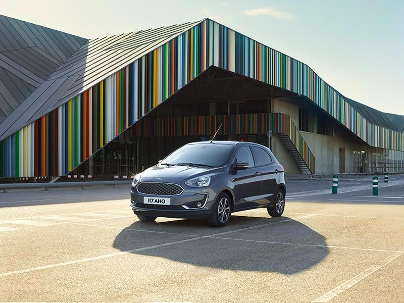 Time to get active? – New Fiesta Active and New KA+ ranges coming soon.