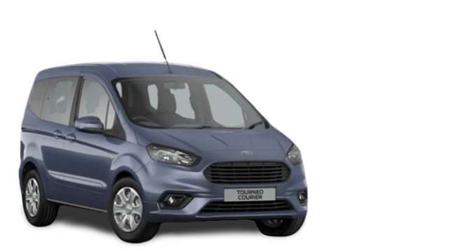 FORD TOURNEO COURIER Motability Offer