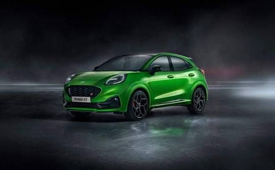 New Ford Puma ST available to order NOW and arrives January 2021