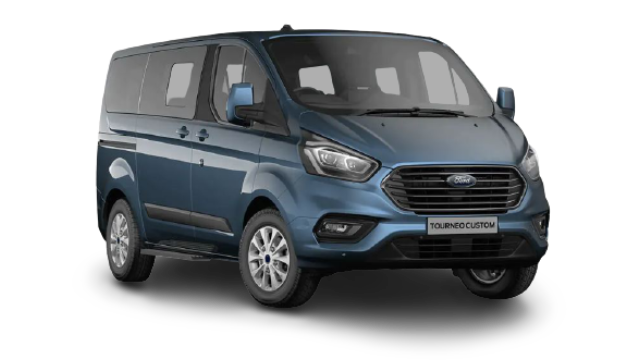 FORD TOURNEO CUSTOM Motability Offer